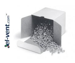 Steel self-drilling screws