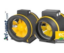 Etamaster tube fans