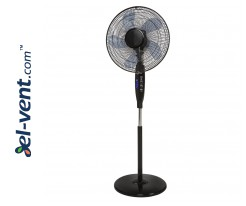 Pastatomas ventiliatorius ARTIC-405 CN TC