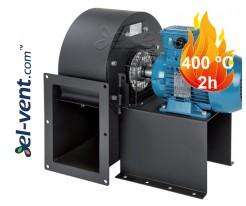 Išcentriniai dūmų šalinimo ventiliatoriai CRMT  ≤15930 m³/h