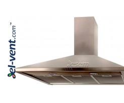 Decorative cooker hoods ESEM HA INOX