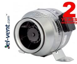 Jetline - quiet and energy efficient duct fans ≤1610 m³/h
