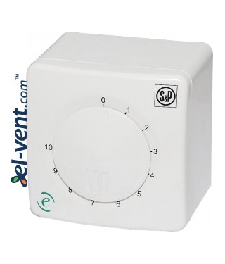 Fan speed controller REB-ECOWATT, IP44