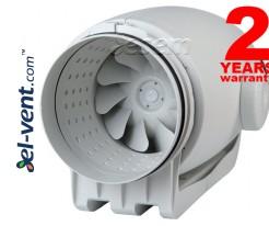 TD Silent ECOWATT quiet duct fan with EC motor