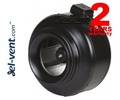 VENT NK - centrifugal in-line fans ≤3890 m³/h