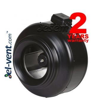 VENT355-400N - išcentriniai kanaliniai ventiliatoriai