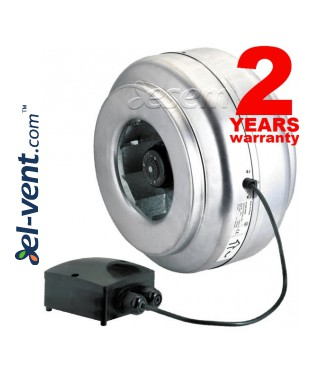 VENT100-315NK - центробежные канальные вентиляторы