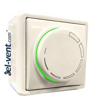 Fan speed controller EERV0.5B 0.5 A - turned ON