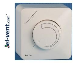 Fan speed controller EETX15 1.5A IP44/54